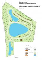 Selostuksen Liite 9 Leirintäalueen kokonaissuunnitelma