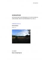 Selostus__Matalan_RAK_Ehdotus_2.11.2017