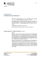 Selostus_Liite_8_Vastine_ehdotuksesta_annettuihin_lausuntoihin
