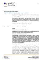 Selostus_Liite_11_Vastine_ehdotuksesta_annettuihin_lausuntoihin