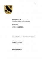 Selostuksen Liite 2 OAS