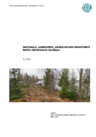 Selostus_Liite_8_Arkeologinen_inventointi