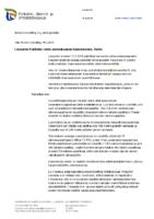 Selostuksen liite 10, Lausunnot ja mielipiteet kaavaluonnoksesta