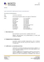 Selostuksen liite 4, Muistiot neuvotteluista