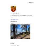 Selostus__Honkala_Annalan_RAKM_Ehdotus_28.9.2021